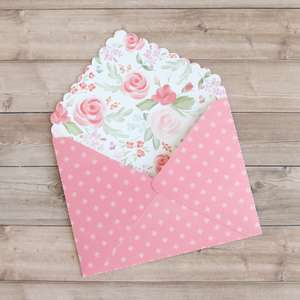scallop a2 envelope