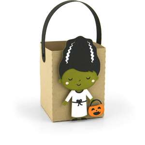 treat box frankenstein bride