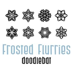 frosted flurries doodlebat