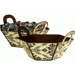 3d bowl basket