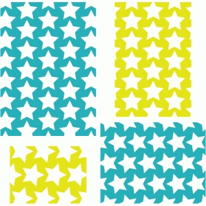 star backgrounds - 4x6