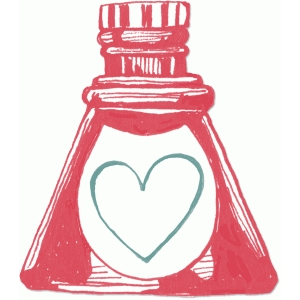 heart ink bottle pnc
