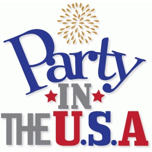 'party in the u.s.a'