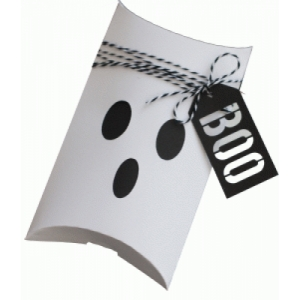 ghost pillow box