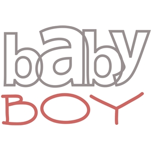 word duos-baby boy