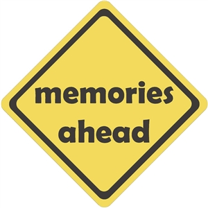 memories ahead phrase