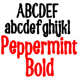 pn peppermint bold