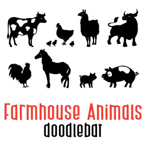 farmhouse animals doodlebat