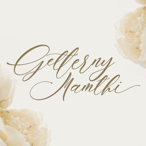 getterny mamthi font