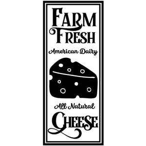 farm fresh cheese