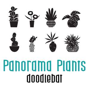 DB panorama plants doodlebat
