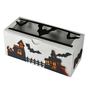 bat town cookie box