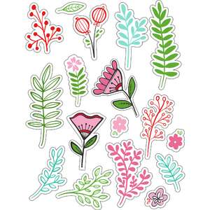 ml ferns ferns stickers