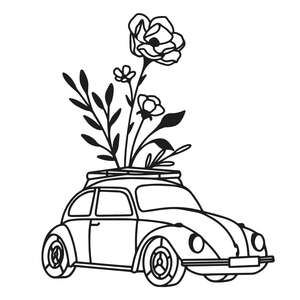wildflower car