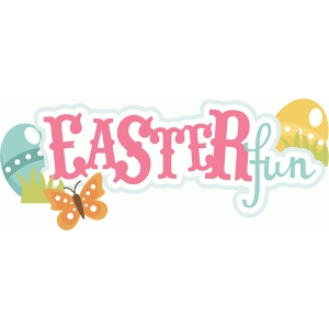 easter fun title phrase