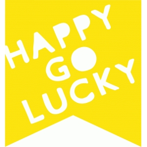 happy go lucky banner