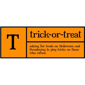 t is for trick or treat pc