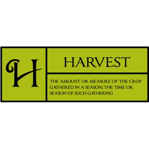 h is for harvest pc