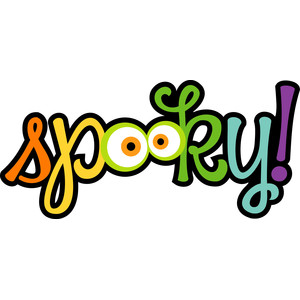 spooky with eyeballs - boos & brews