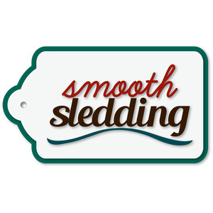 smooth sledding layered tag