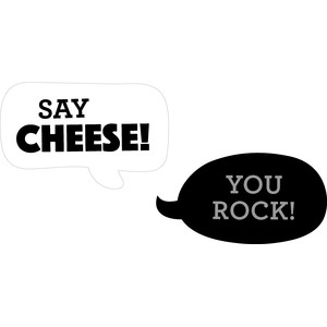 say cheese quote - hats off!