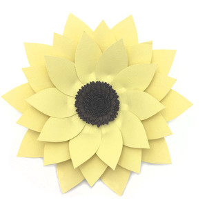 sunflower 3d