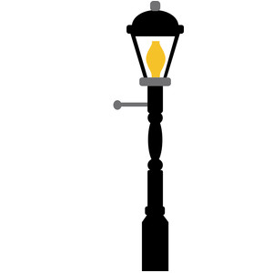 lamp post - booville