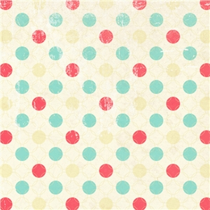 50's small dot pattern