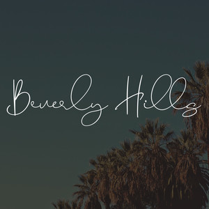 beverly hills font
