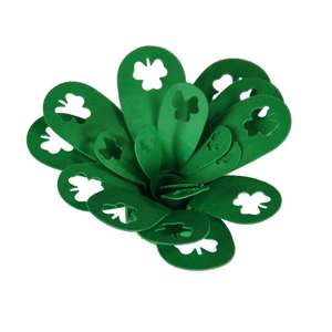 shamrock fun flower