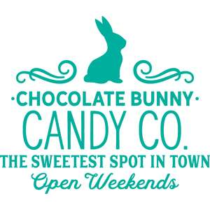 chocolate bunny candy co.
