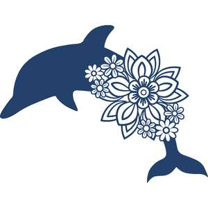 floral dolphin