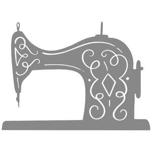 intricate sewing machine