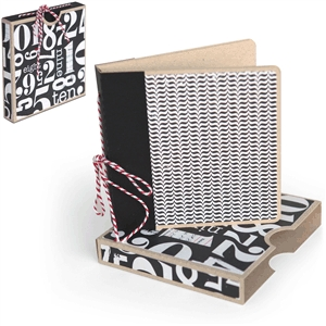 3d 5x5 mini album with box (1 of 2)