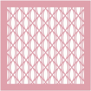 geometric lattice screen