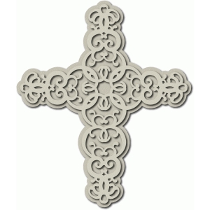 layered cross