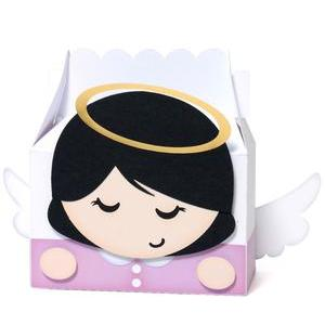 cute girl angel box box