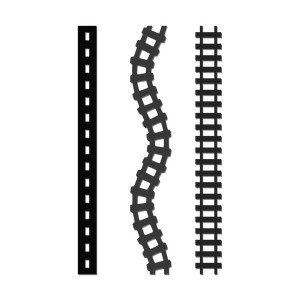 rail road borders