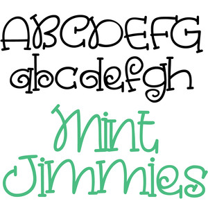pn mint jimmies