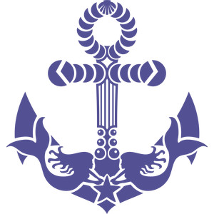 anchor of mermaids