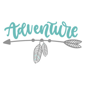 adventure arrow feather
