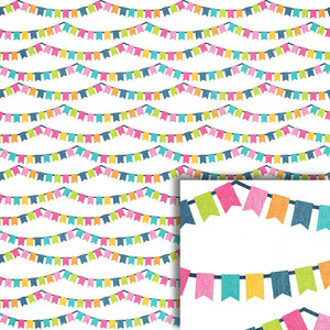 banners background paper