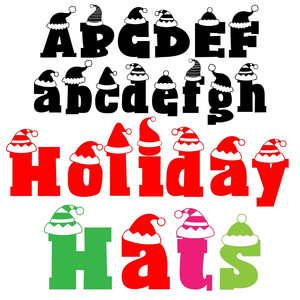 pn holiday hats