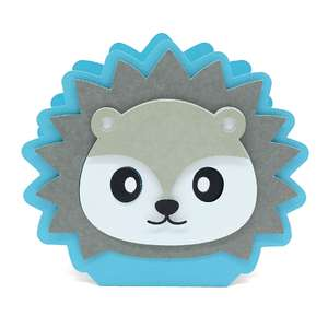 cute little hedgehog box