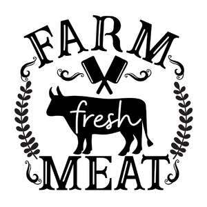 farm fresh meat