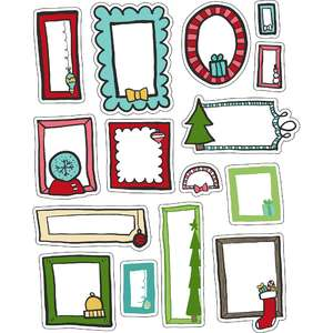 ml frames for christmas stickers