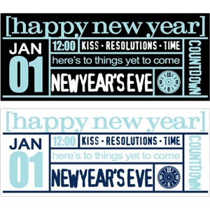 phrase: new year