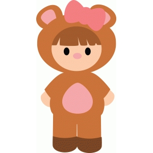 kawaii kate bear