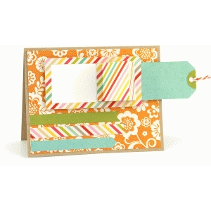 a2 window slider card: horizontal