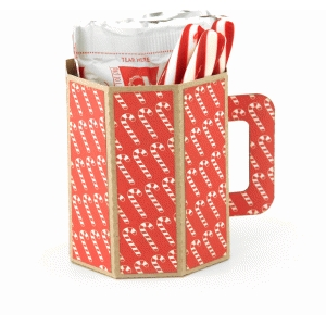 3d hot cocoa/coffee mug